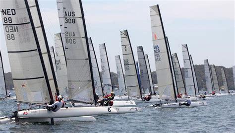 foiling catamaran for sale australia australian a cat nationals at wangi rsl amateur sailing