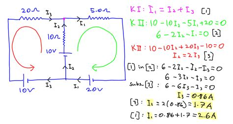 parallel circuits kirchhoff s series circuits kirchoff s 28 images kirchoffs circuit and kirchoffs circuit theory