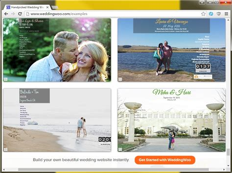 best wedding rsvp site the best wedding website editors with free rsvp and registry