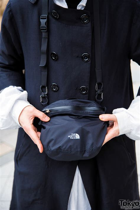 Monochrome Sling Bag japanese hair stylists in layered monochrome styles