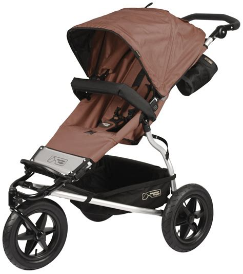 Stroller Cocolate mountain buggy jungle stroller chocolate dot