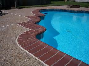 pool coping gardner