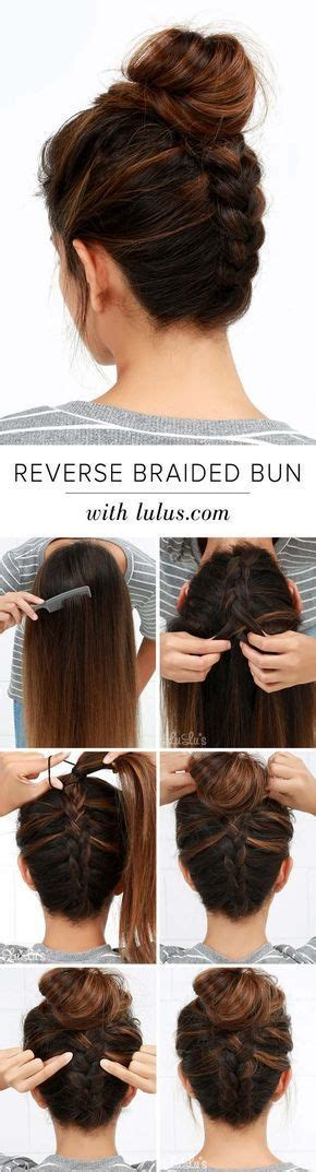 cool step by step hairstyles 17 best ideas about short hair back on pinterest short