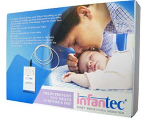 Mattress Monitor Baby by Monitors Infantec Baby Breathing Monitor Apnea Mattress
