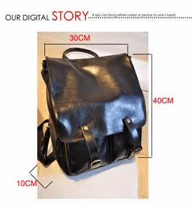 Haesel Fashion Bag 017 backpacks mens laptop bags vintage bags large school pu leather bags fashion ebay