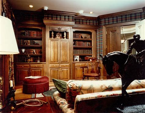 library office made built in cabinetry for home library office by