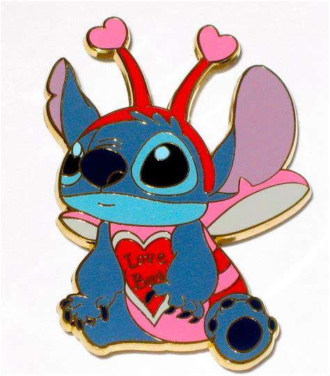 lilo and stitch valentines day cards disney s lilo stitch bug s day pin