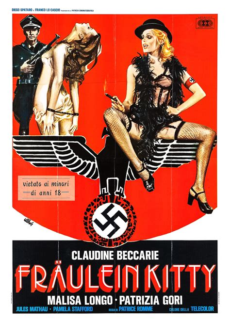 film elsa fraulein ss 1977 nazi exploitation film posters wrong side of the art