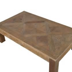 Parquet Coffee Table Parquet Top Coffee Table