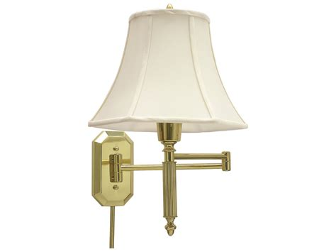 house of swing house of troy decorative wall swing arm light htws706