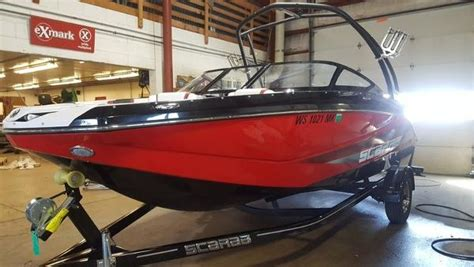 scarab boats 215 ho impulse review scarab 215 ho impulse first look video boats