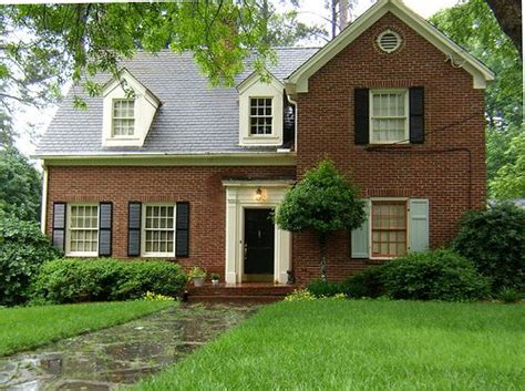 shutter colors for brick house brick house with black shutters google search home