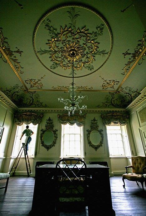 Country Home And Interiors Pictured The Magnificent Interior Of Stately Home Saved