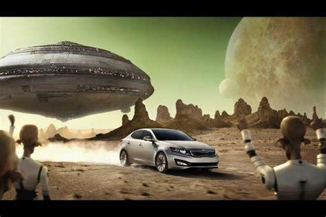 Bowl Kia Commercial Epic Sci Fi Car Ads Kia Optima Bowl 2011 Commercial