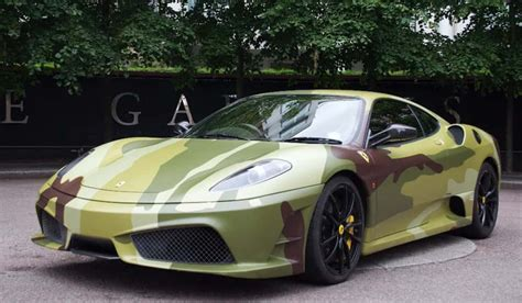 camo wrapped cars 12 awesome camo wrapped cars you would never expect
