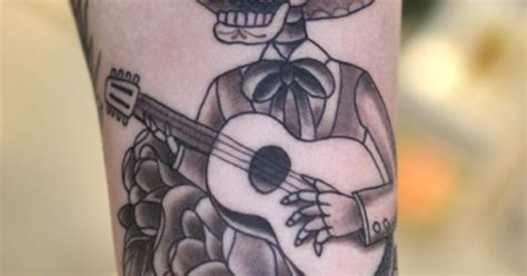 tattoo nightmares mariachi band day of the dead mariachi band tattoo google search
