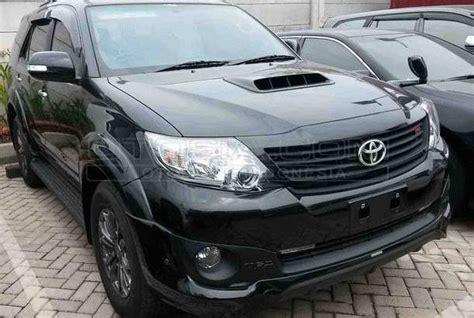 Karpet Mobil Trd Sportivo Toyota New Fortuner mobil kapanlagi dijual mobil bekas jakarta utara toyota fortuner 2015