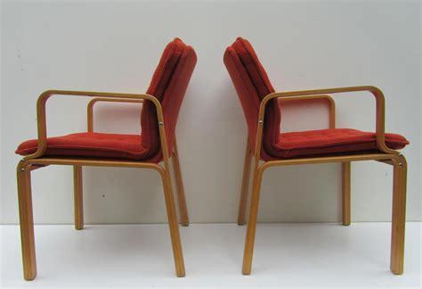 zweedse vintage stoelen zweedse design stoelen kinnarps set van 2