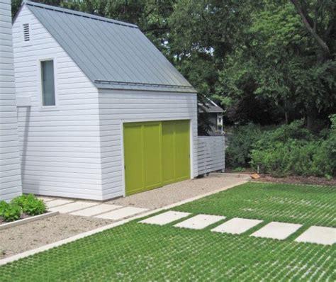 Green Garage Doors How To Incorporate Green Tones In Your Home S Exterior