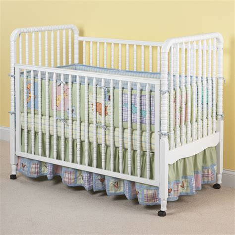 evenflo crib lind collection white