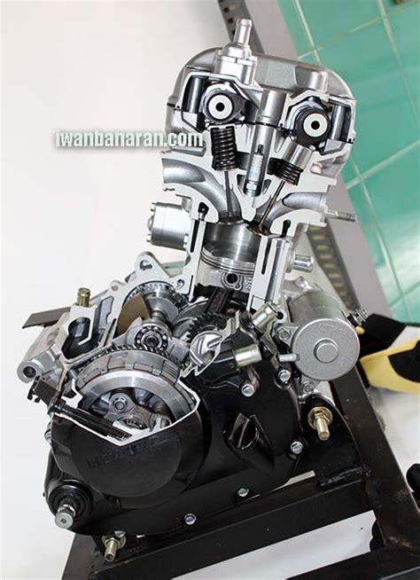 Mesin Honda bunyi mesin honda cb150r