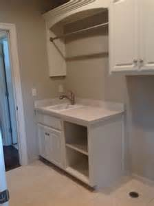 Laundry Room Sinks With Cabinets Laundry Room Like Hanging Bar Sink And Cabinets Above