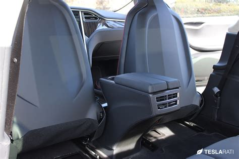 Tesla Back Seats Premium Tesla Model S Rear Seat Cup Holders Parz Review