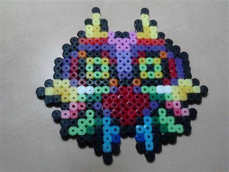 how to make a bead mask majora s mask hama by javierpl on deviantart