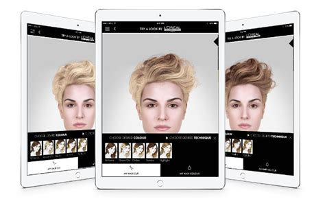 Hairstyles Booking Apps by The 8 Best Hair Apps Where To Try Before You Cry