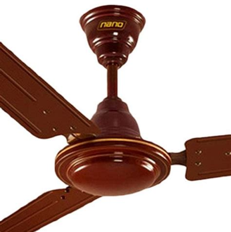 Cost To Install A Ceiling Fan by Khaitan 48 Inch Nano Ceiling Fan Price In India Compare