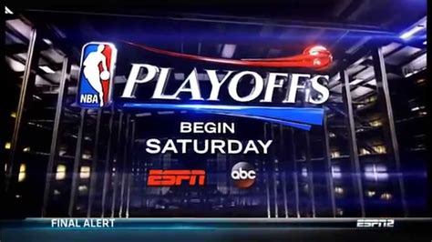Espn Mba Playoffs by April 17 2014 Espn 2014 Nba Playoffs Commercial