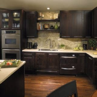 dark brown kitchen cabinets dark brown kitchen cabinets kitchen pinterest
