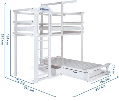 bunk beds calgary bunk bed calgary white