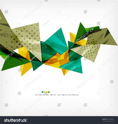 geometric layout design vector vector 3d geometric shape abstract futuristic stock vector