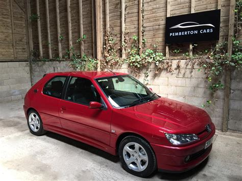 used peugeot 306 used 2001 peugeot 306 gti 6 16v for sale in suffolk