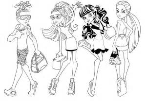 high coloring pages all characters on one page malvorlagen high 44 malvorlagen ausmalbilder