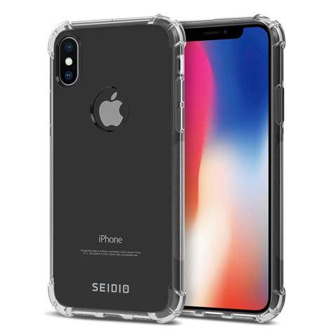 seidio optik apple iphone x clear slim