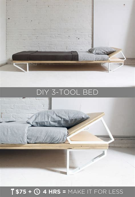diy ikea bed ep91 diy 3 tool bed