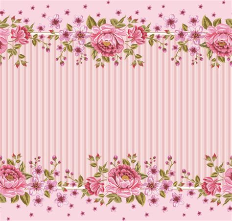 Wallsticker Wall Sticker Stiker New Flower Bunga Merah Cantik pink border frame free vector 10 475 free vector for commercial use format ai