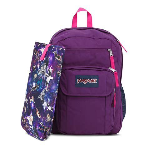 Digital Student Jansport jansport digital student backpack purple pcc bookstore