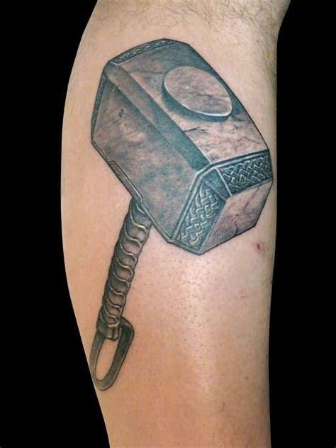 thor tattoos the 25 best thor hammer ideas on thors