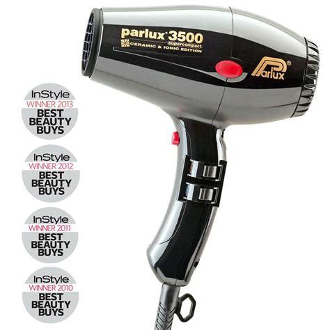 Hair Dryer Nz parlux 3500 ceramic ionic hair dryer black the lounge