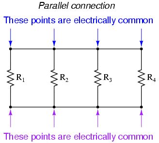 electrical resistors in series and parallel circuits electric circuit series and parallel circuits