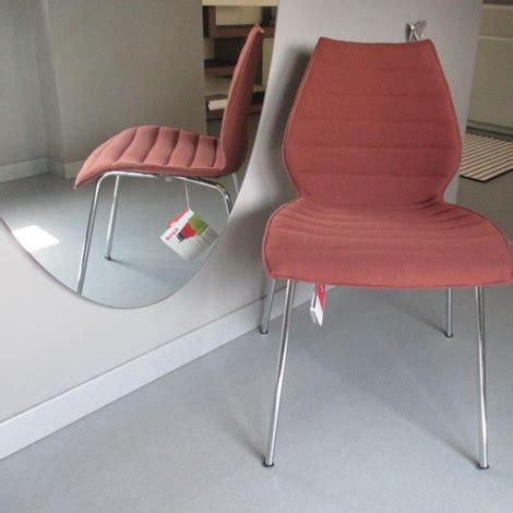 outlet della sedia kartell sedia soft tessuto design sedie a prezzi