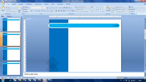 format membuat power point cara membuat background powerpoint ishaq madeamin blog