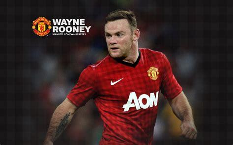 Kaos Manchester United Mu Rooney manchester united wayne rooney wallpaper world