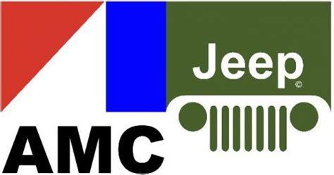 amc jeep logo amc jeep other 4x4 models jimnybits suzuki jimny