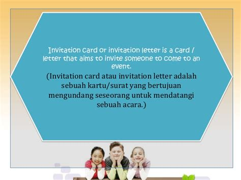 card layout adalah invitation card adalah images invitation sle and