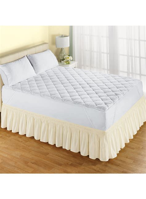 comfortable mattress toppers full comfort mattress topper drleonards com