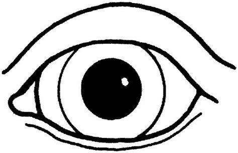 Eyeball Coloring Pages coloring page eye coloring me
